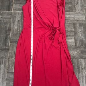 Size 12 pink American Living Dress
